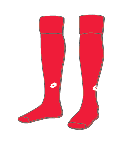 Euro Sock Red